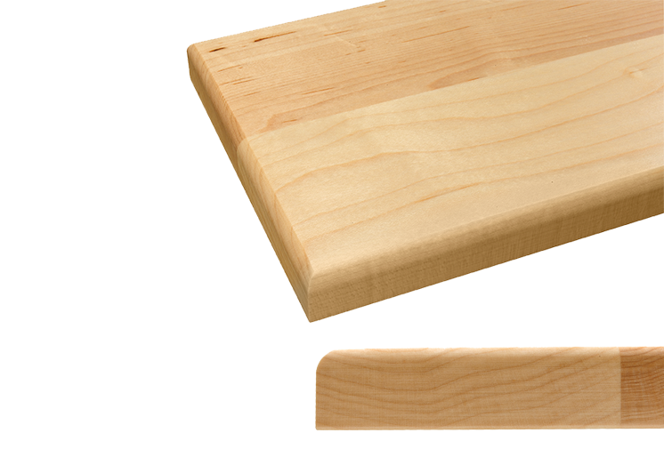 The Shaker door edge is standard on many of the more contemporary-styled door styles in the Haas line and available as an option on other non-mitered door ...  sc 1 st  hobo & Haas Signature Door Edges u2013 HOBO