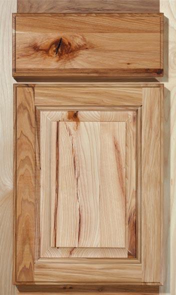 Haas Hickory Doors