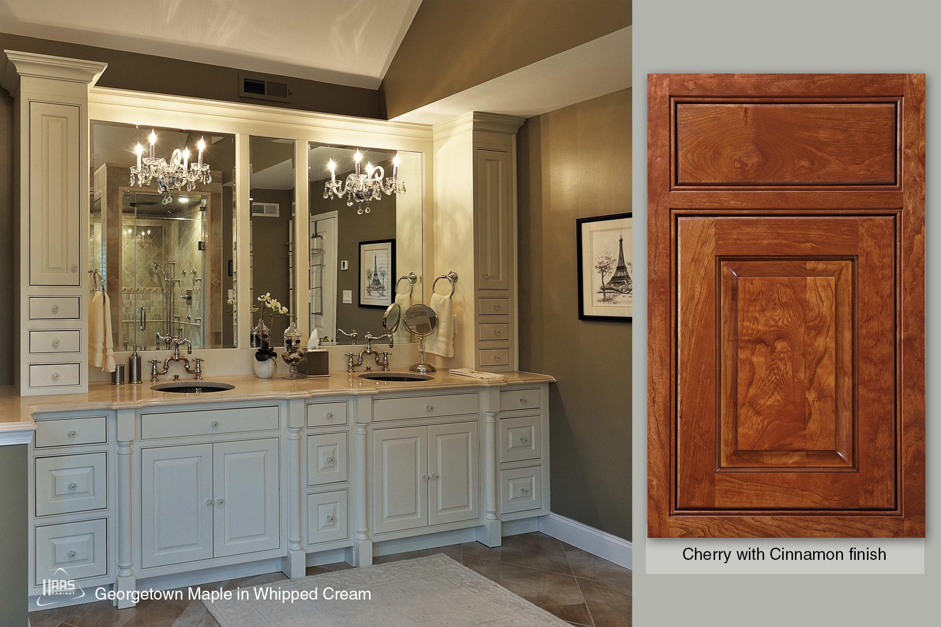 Georgetown Haas Cabinet Vanity