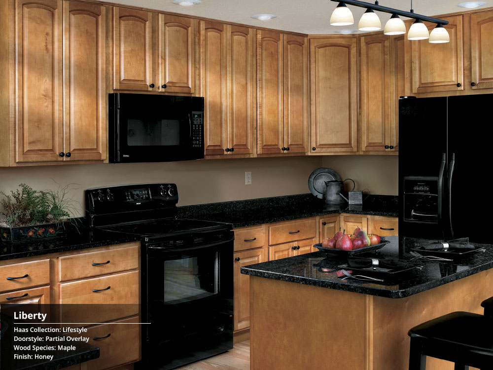 Haas kitchen cabinet parts cabinets matttroy for Lifestyle kitchen units